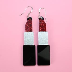 red_glitter_lipstick_earrings_1_300x300